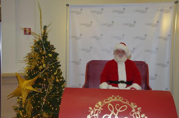 NACF 12Dec15am Santa Sleigh