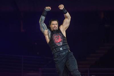 Roman Reigns - WWE Live Santiago