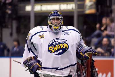 Minnesota Swarm @ Toronto Rock 27 Feb 2009