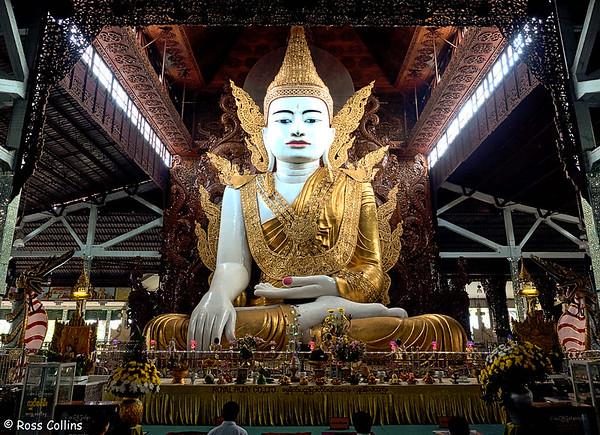 Ngatatgyi Pagoda 2015