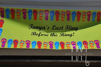 Tanya's Final Fling before the Bling