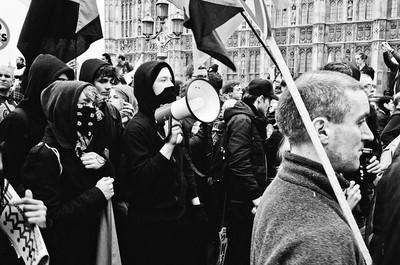 Anti cuts march March 2011