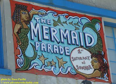 30th Annual Coney Island Mermaid Parade 2012