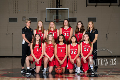 2019-20 Castle View Girls Basketball