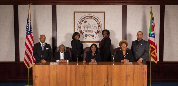 Warrensville Council 2015