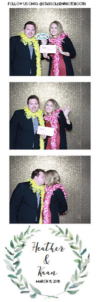 Heather and Kaan's Wedding