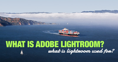 What is Photoshop Lightroom?
