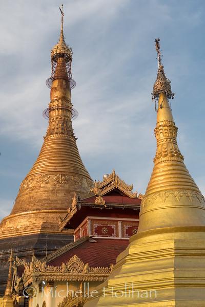 Kyeik Than Lan Pagoda, Mawlamyine, Myanmar