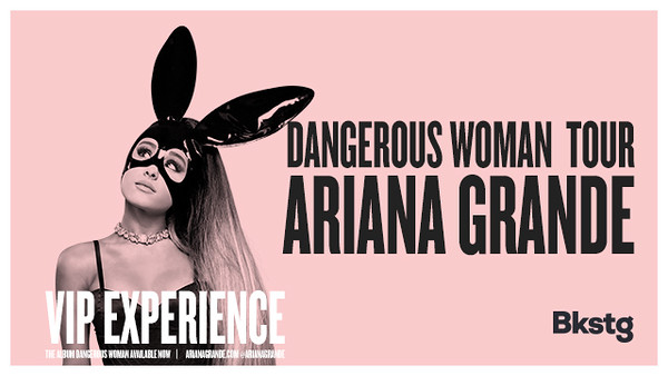 Ariana Grande - Dangerous Woman Tour
