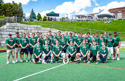 Hanover Lions Twin State All-Star Boys Lacrosse Game 2017