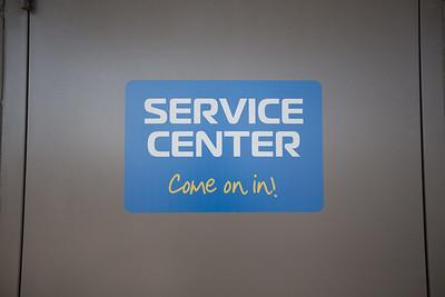 Showroom & Repair Center