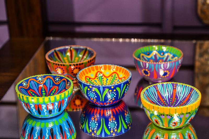 Painted Bowls Horizontal
