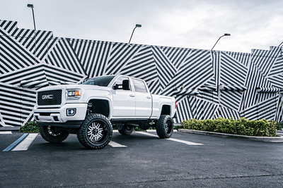 "Elio ""Coco""  GMC500HD White"