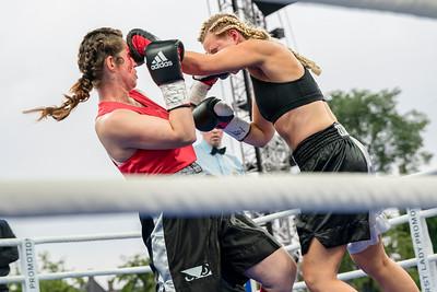 Joanna Ekedahl vs. Nikolett Papp
