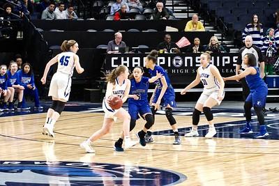 Hopkins Girls Basketball 2018