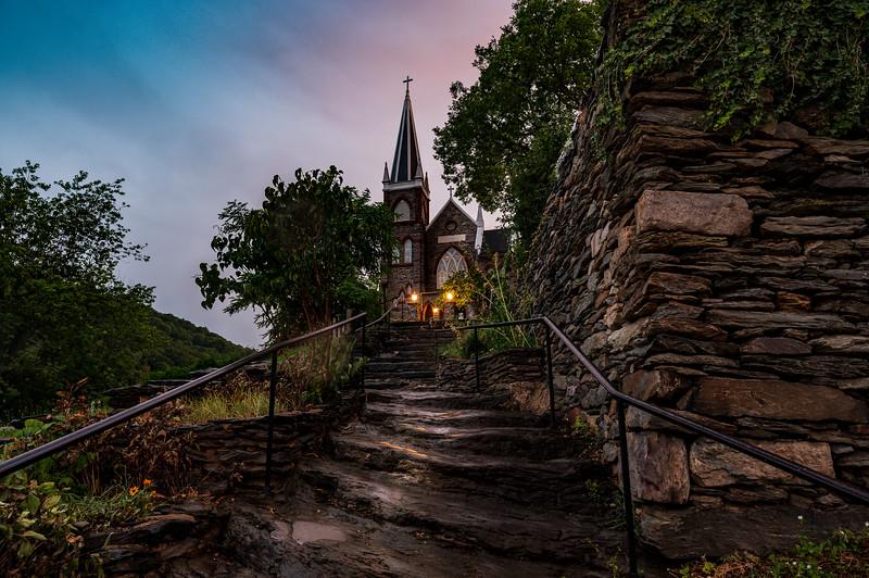 Harpers Ferry Church