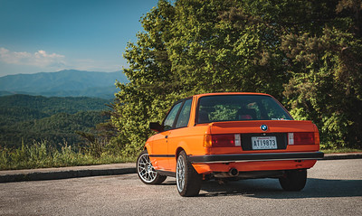 E30 Rock: 1987 BMW 325i