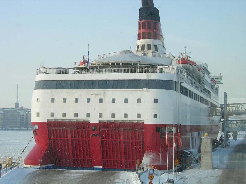 2010 - F/B GABRIELLA in Helsinki.