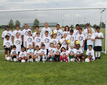 2011 Soccer Camp