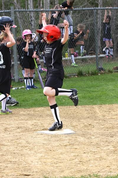 2015-05-03 Clara's Softball