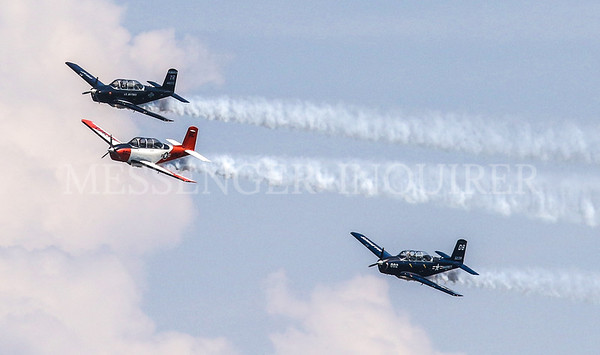 Air Show Friday practice - 9-13-19 - Messenger-Inquirer