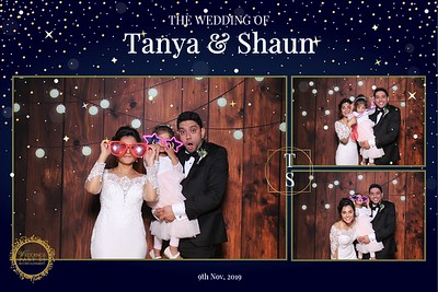 Tanya & Shaun's Wedding