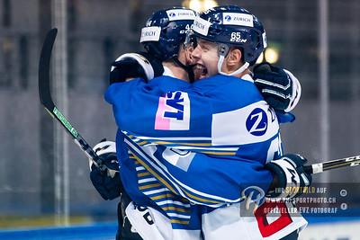 Swiss Ice Hockey Cup: EVZ Academy - SC Langenthal