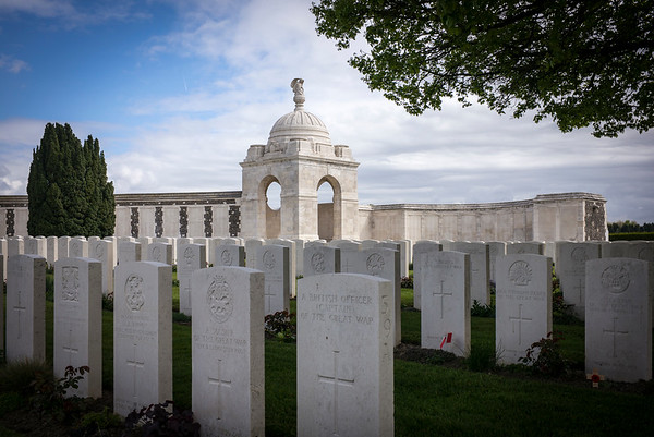 Lille, Flanders & the Somme - April 2017