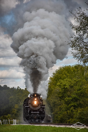 Nickel Plate Road 765 - Steam in the Valley 2018