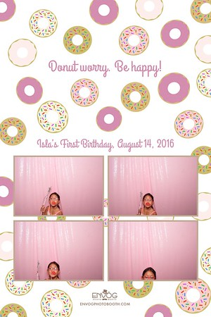 Isla's 1st Birthday (prints)