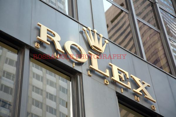 Gotham Magazine-Rolex Store Opening Party