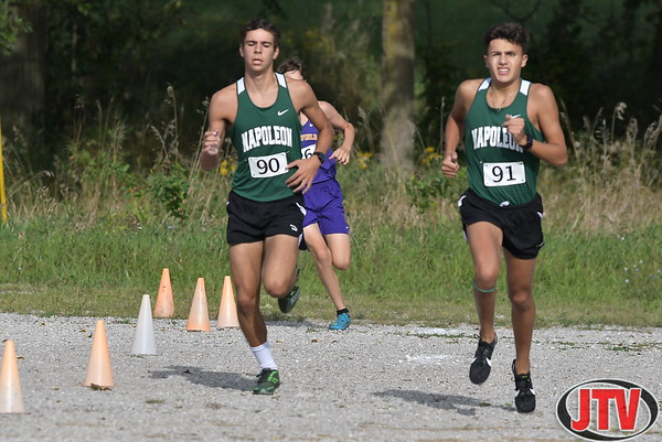 Kuenner Cross Country Invitational at Addison