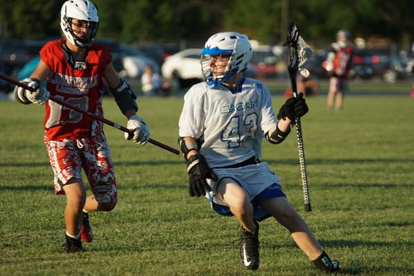 Eagan V Lakeville 7-19-16 U15B lacrosse