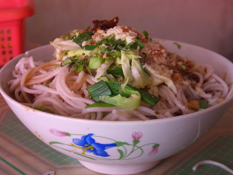 Yuanyang Noodle Soup - Yunnan, China