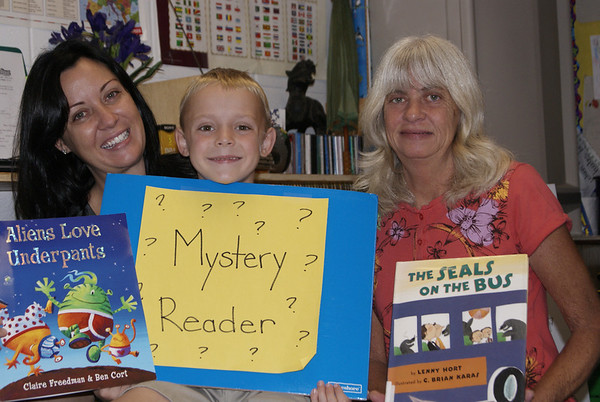 Mystery Readers 2011