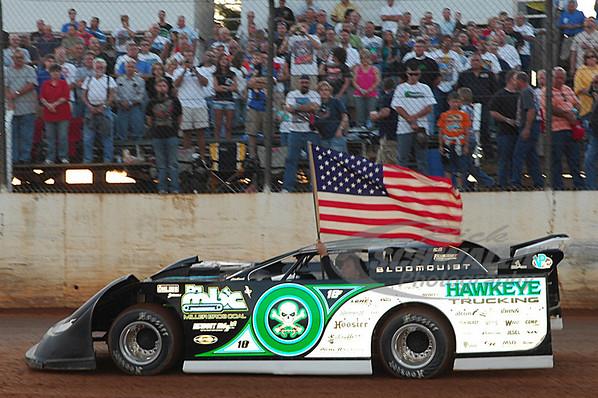 Bluegrass Speedway (KY) 8/29