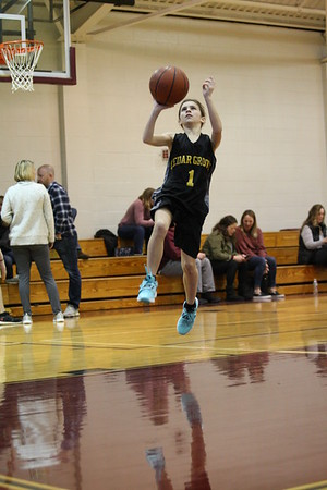 2018-19 Kaitlyn and Lexi Basketball