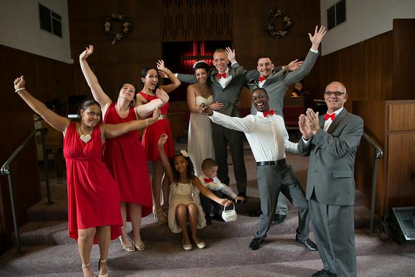 Michael & Cleo McGill  Wedding
