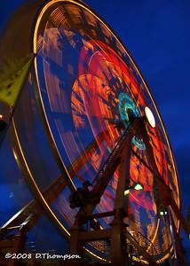 Night Lights at the Fair