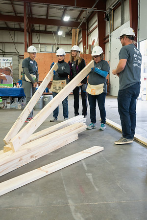 2018. Oct.  5. Women's Build for Habitat