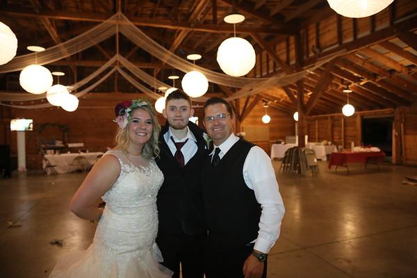 Adams Wedding - Star Community Barn