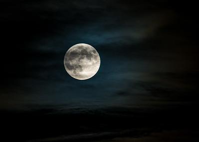 Super Moon Eclipse - Sept 27, 2015