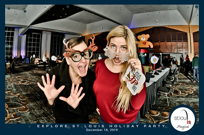 12/18/19 - Explore St. Louis Holiday Party