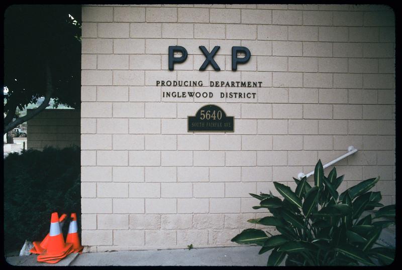Plains Exploration and Production Company, Houston, 2004