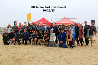 HB Senior Surf Invitational 10/26/13