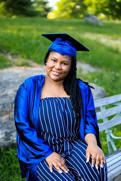 Swany's graduation photo session