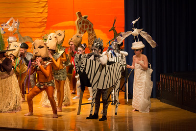 Missy's Lion King Play