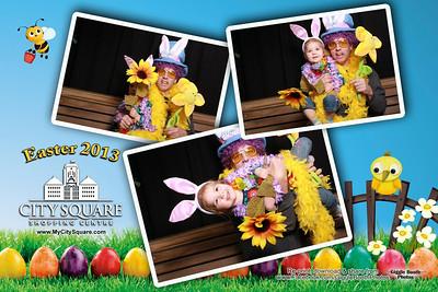City Square - Easter Egg Hunt