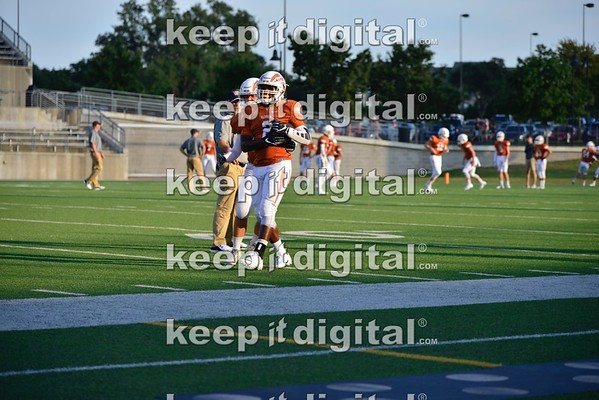 WW Homecoming vs VR 09_16_16 - Game