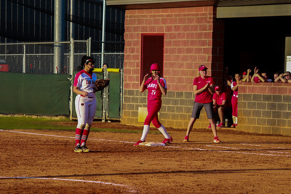 Cabot HS Varsity vs. Ft Smith Northside, Apr 5 2019